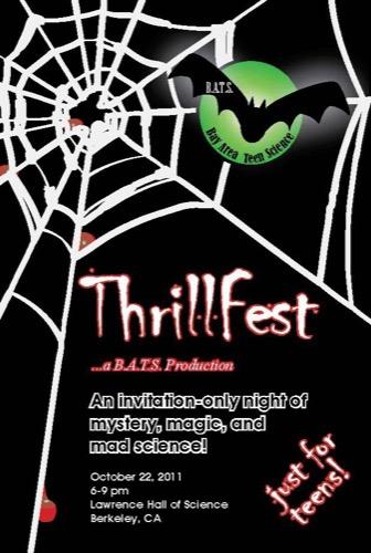 Thrill Fest Flyer